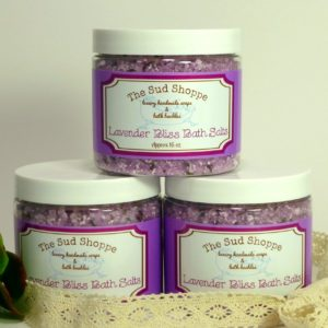 Lavender Bliss Bath Salts