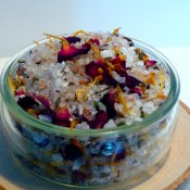 Floral Bath Salt Mix
