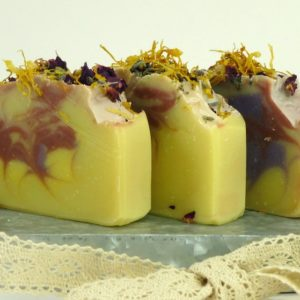 Soothing Florals Soap