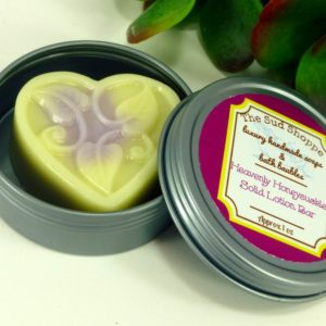 Heavenly Honeysuckle Solid Lotion Bar